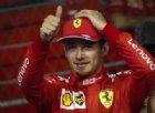 Ancora una perla di Leclerc: pole position al Gran premio di Singapore
