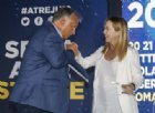 Giorgia Meloni replica a Di Maio: «Da Orban nessuna ingerenza, fotografa realtà»
