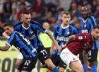 Milan-Inter,  sorride Conte