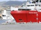 Migranti, lo sbarco della Ocean Viking a Messina