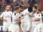 Il Milan ribalta il Genoa: due risposte importanti per Giampaolo