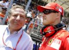 Jean Todt: «Schumacher lotta ogni giorno per migliorare la sua condizione»