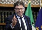 Giorgetti: «Con Lega al Governo si poteva fare la flat tax, qualcuno ha deciso diversamente»