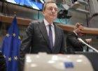 Mario Draghi all'FMI: «Rallentamento eurozona riflette debolezza del commercio internazionale»