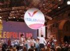 Ecco il simbolo di Italia Viva. Matteo Renzi: «Una casa a prova di ruspa»