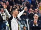 La Juve vince (gol n. 701 per Ronaldo) ma Sarri si arrabbia: «Troppa presunzione nel finale»