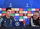 Ronaldo: «Con Allegri era grande Juve ma con Sarri siamo migliorati»