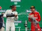 Hamilton vince in Messico: Vettel secondo, Leclerc quarto dietro Bottas