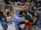 Gallinari vince il derby con Melli: i Thunder prevalgono 115-104 sui Pelicans