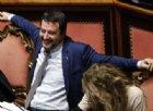 Salvini: «Di Maio se ne resti in Cina»