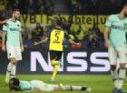 Borussia Dortmund-Inter 3-2: dal doppio vantaggio alla clamorosa rimonta di Hakimi