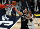 Notte amara per Belinelli sconfitto con gli Spurs