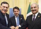 Libia, nuove accuse di Haftar all'Italia: «Sostiene terroristi»