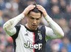 Juventus-Sassuolo 2-2, un rigore di Ronaldo evita il ko. L'Inter batte la Spal e torna in testa alla classifica