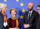 Eurozona, comincia l'era di von der Leyen e Lagarde
