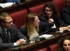 Conte attacca Meloni in aula: «Diffuse notizie false», lei replica «porti rispetto»