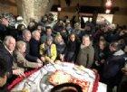 Record battuto: a Cividale la gubana da 103 chili