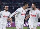 La Juventus batte la Roma ed è campione d'inverno