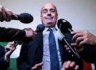 Zingaretti: «Il problema è il consenso per le cretinate di Salvini»