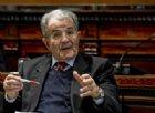Romano Prodi a Zingaretti: «Basta con il partito club da dieci persone, la politica si fa tra la gente»