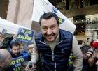 Salvini: «Nessun ipotesi governo con Renzi»