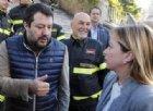 Salvini: «Giorgia Meloni continua a parlare di inciuci, da noi proposte per gli italiani»