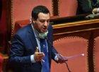 Matteo Salvini al Senato: «Se il governo cinese ha nascosto l'epidemia ha commesso un crimine contro l'umanità»