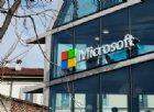 Microsoft Italia sostiene il Paese in difficoltà: nuove tecnologie, una task force di esperti IT e donazioni