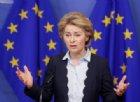 Ursula von der Leyen: «E' giusto chiedere scusa all'Italia». Salvini: «Non bastano le scuse»