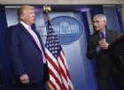 Fauci «smentisce» Trump e Pompeo: «Coronavirus nato da laboratorio cinese? Non ci sono le prove»
