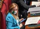 Giorgia Meloni: «Sanatoria vergognosa, viene da piangere anche a me»