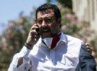 Matteo Salvini: «Il plexiglass a scuola è una c...ata»
