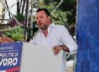 Matteo Salvini: «Pronti alla galera per dire che figli nascono da papà e mamma»