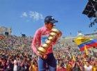 Il Giro d'Italia scatterà in Sicilia, con 4 tappe: il via da Monreale con una crono di 16 km