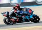 Acuto di Fabio Quartararo nelle qualifiche del GP di Andalusia. Puig: «Marquez non correrà la gara»