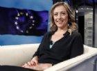 Giorgia Meloni «critica» Draghi: Europeismo acritico con un passaggio inquietante su un futuro Ministero del Tesoro europeo