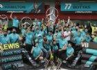 F1, GP Imola 2020: Hamilton vince a Imola, titolo Costruttori alla Mercedes. Leclerc 5°