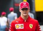 Mick Schumacher è un nuovo pilota della Haas