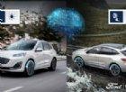 Ford Kuga Hybrid: come l'intelligenza artificiale ottimizza l'aderenza su strada e l'efficienza nei consumi