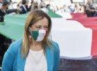 Giorgia Meloni, raccolta firme per sfiduciare Conte: «Governo totalmente inadeguato a gestire la crisi»