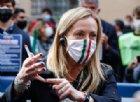 Giorgia Meloni: «M5s imbarazzante, raschiano il fondo del barile pur di salvare Conte»