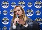 Giorgia Meloni: «Mai in un Governo con PD e M5S»