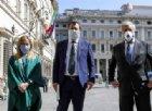 Solo Fratelli d'Italia per il no «secco» a Mario Draghi
