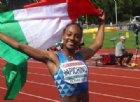 Larissa Iapichino 6,75 nel lungo: seconda italiana di sempre