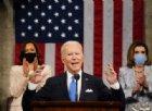 Il Presidente americano, Joe Biden, nel suo primo discorso al Congresso americano