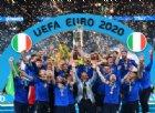 Italia campione d'Europa, battuta 4-3 ai rigori l'Inghilterra