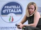 Meloni: «Draghi al Colle? Non credo sia suo obiettivo»