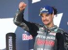 Rivoluzione Yamaha da Misano: Morbidelli in ufficiale, Dovizioso con Rossi