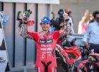 Un fantastico Bagnaia conquista la prima vittoria in MotoGP