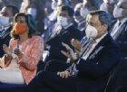 Il Presidente del Consiglio, Mario Draghi, all'assemblea di Confindustria